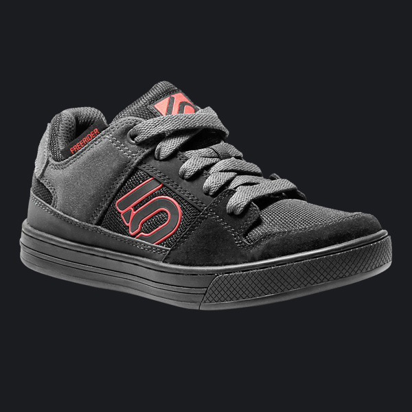 Boty FiveTen Freerider Kids Team Black / Red