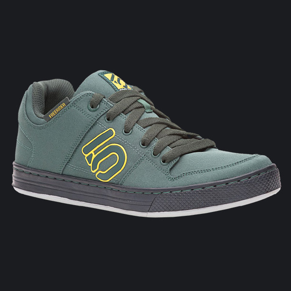 Boty FiveTen Freerider Canvas Myrtle Green